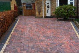 warrington landscapes - blockpaving