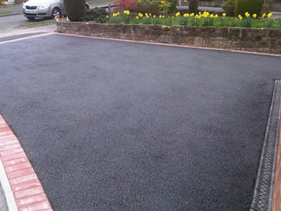 Tarmac Paving in Grappenhall | Jlowther & Sons