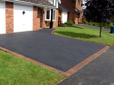 Tarmac Driveway | Jlowther & Sons