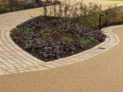 Resin Driveway in Stockton Heath | Jlowther & Sons