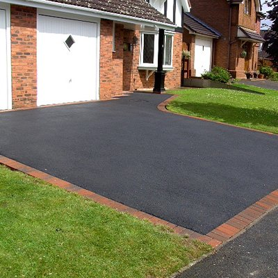 Tarmac Driveways in Warrington
