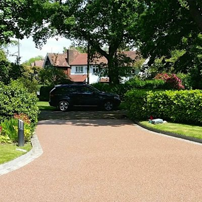 Resin Driveways in Warrington